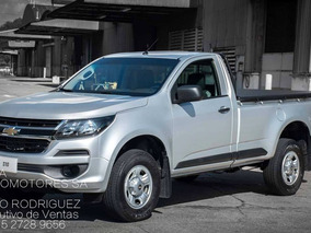 Chevrolet S10 Cabina Simple 2.8 Cdti 4x2 Ls Mt 0km Rb