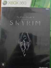 Skyrim Xbox 360 Original , A Pronta Entrega
