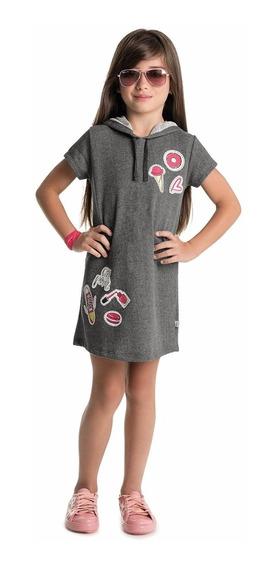 Lote 20 Vestidos Menina Infantil Rovitex Oferta Limitada