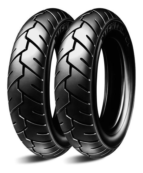 Par Pneu Michelin 350-10 Suzuki Burgman 125cc