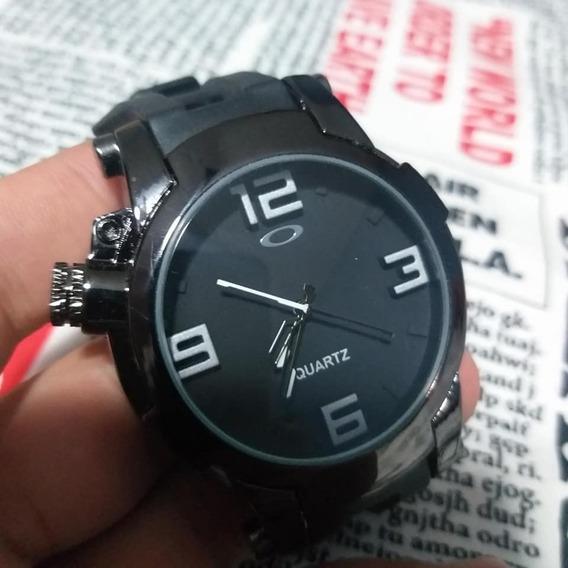 Relógio Oakley Masculino Titanium Á Prova D