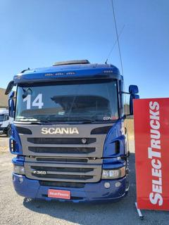 Scania P 360 6x2. Ano 2014