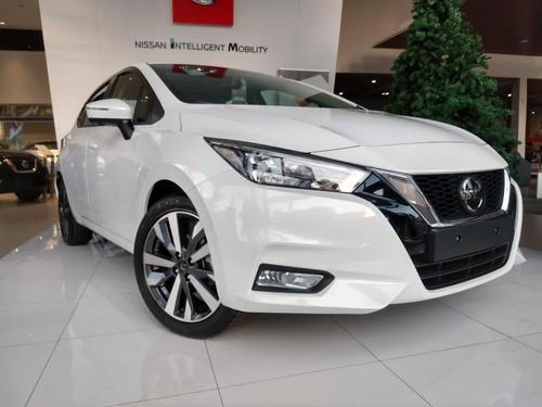 Imagem 1 de 11 de  Nissan Versa Exclusive 1.6 (flex) (aut)