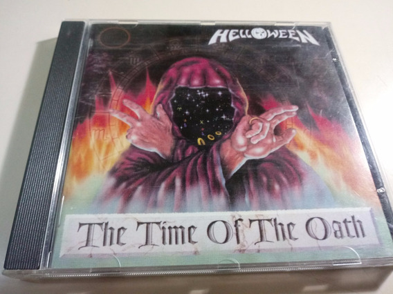 Helloween - The Time Of The Oath - Made In Brasil