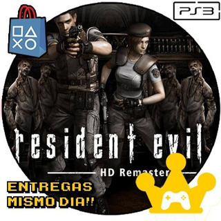 Resident Evil Hd Ps3 Español Digital -kg-