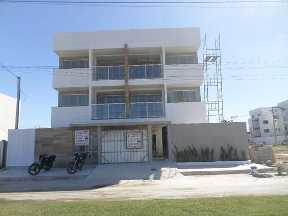 Apartamento Em Centro, São Pedro Da Aldeia/rj De 61m² 2 Quartos À Venda Por R$ 240.000,00 - Ap612857