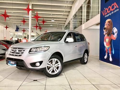 Imagem 1 de 14 de Hyundai Santa Fé 3.5 Mpfi Gls V6 24v 285cv Gasolina 4p