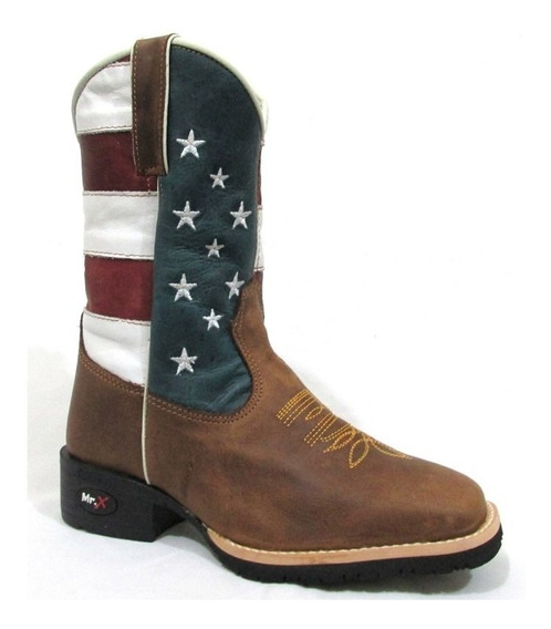 Bota Mr West B-36 Infantil Usa - Flex