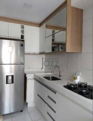Apartamento Com 2 Dormitórios À Venda, 53 M² Por R$ 265.000,00 - Chácara Santa Antonieta (nova Veneza) - Sumaré/sp - Ap3152