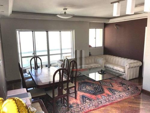 Apartamento Com 3 Dormitórios À Venda, 134 M² Por R$ 950.000 - Mooca - São Paulo/sp - Ap2663