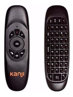 Control Remoto Con Teclado Inalambrico Kanji Kj-ob01 Homero