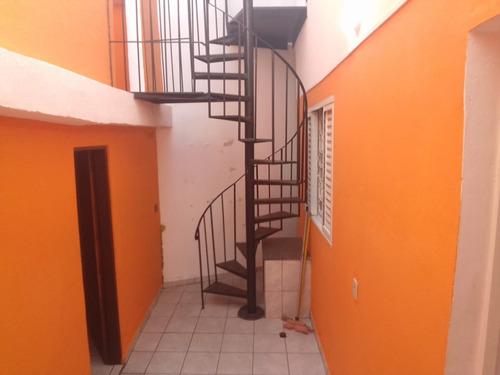 Casa Terrea Tipo Assobradada No Bairro Vila Palmares Com 04 Dormitorios - V-30252