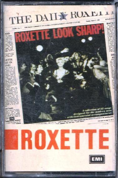 Roxette - Mirada Profunda (1988) Cassette Nacional
