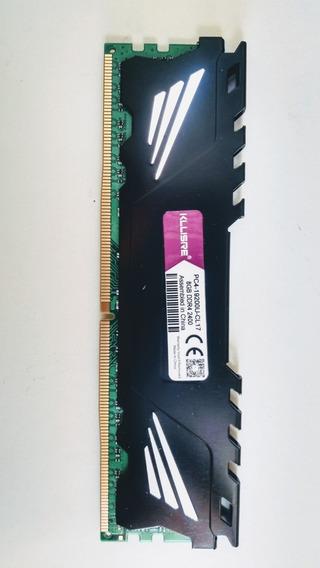 Memória Ddr4 8gb 2400mhz Intel Amd Computador Desktop