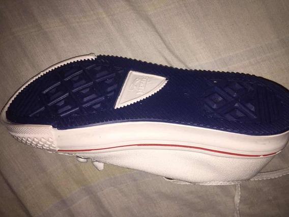Zapatillas Jaguar Blancas Talla 33-34-35