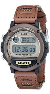 Casio W89hb-5av Illuminator Reloj Deportivo Para Hombre