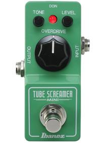 Pedal Ibanez Tube Screamer Ts Mini Para Guitarra