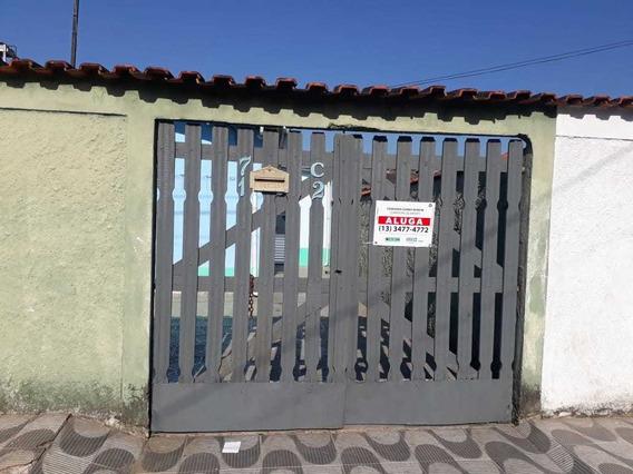 [locação Definitiva] Casa No Jard Melvi Praia Grande 700,00
