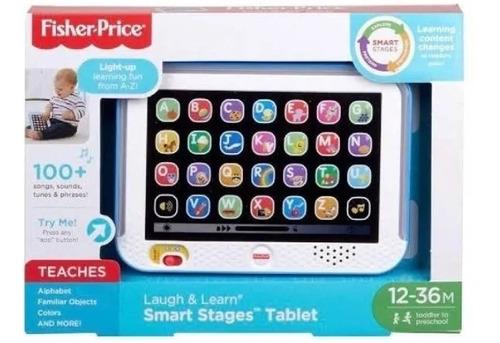 Imagen 1 de 1 de Fisher-price Tablet De Aprendizaje Rie Y Aprende Mattel