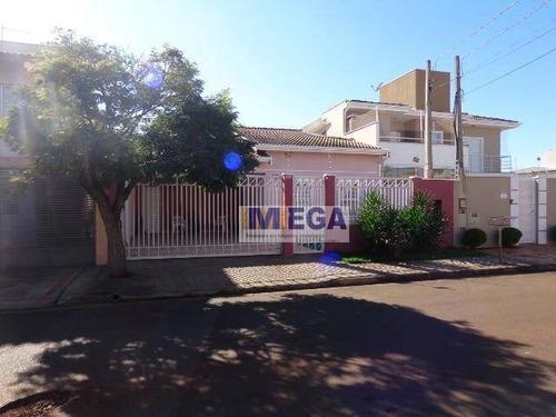 Casa Com 3 Dormitórios À Venda, 127 M² Por R$ 551.990,00 - Residencial Terras Do Barão - Campinas/sp - Ca2030