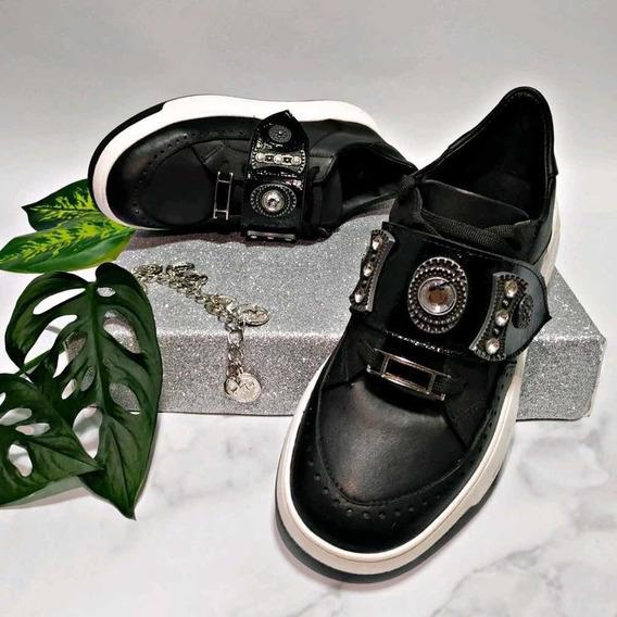 Zapatillas Mujer 100% Cuero
