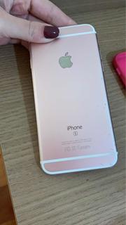 iPhone 6s 16gb Rose E iPhone 7 32gb Preto
