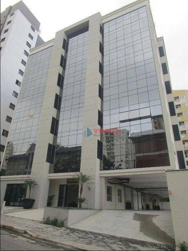 Sala Para Alugar, 45 M² Por R$ 1.200,00/mês - Jardim Aquarius - São José Dos Campos/sp - Sa0451