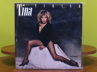 Tina Turner - Private Dancer - Vinilo Lp, Usa 1984