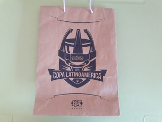Bolsa De League Of Legends Copa Latinoamerica 2014 Original