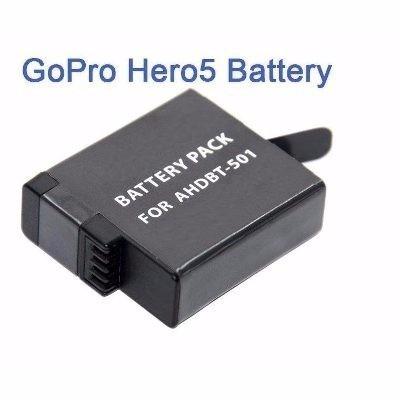 Bateria Recarregável Extra Go Pro 5 6 Black Go Pro 5 6 Black