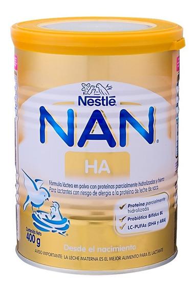 Leche Nan® Ha 400g Tarro Fórmula Infantil