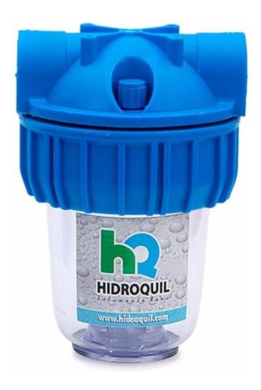 Filtro Agua Polifosfato Hidroquil Anti Sarro Termo Termotanque Calefón Caldera Lavavajilla Lavarropa Antisarro 5 Pulgada
