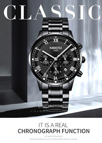 Novo Relógio Masculino À Prova D