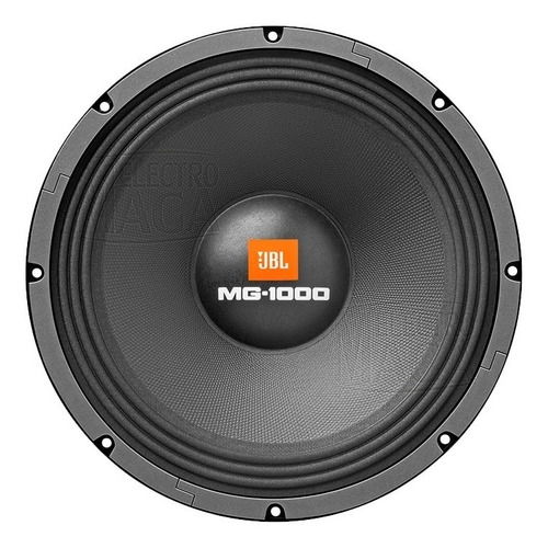 Woofer Medio 12 Jbl Selenium Midbass 12mg1000 1000w 8 Ohm