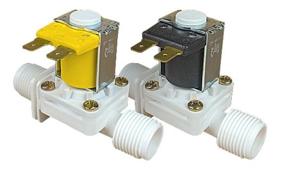 Controle Nf Fluxo Agua Válvula Solenóide 3/4 X 3/4 D