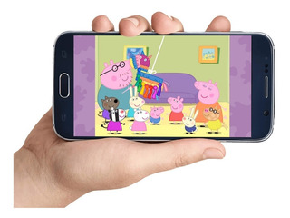 Peppa Pig Invitacion Digital En Video