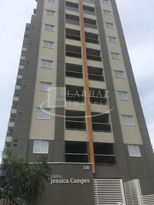 Apartamento Para Venda No Nova Aliança, 1 Dormitorio, Varanda Gourmet, 46 M2 De Area Privativa, Portaria 24h E Lazer No Condomínio - Ap01393 - 33958051