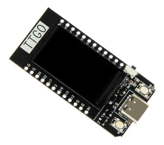 Esp32 Placa De Desarrollo Pantalla Led Con Wifi Y Bluetooth