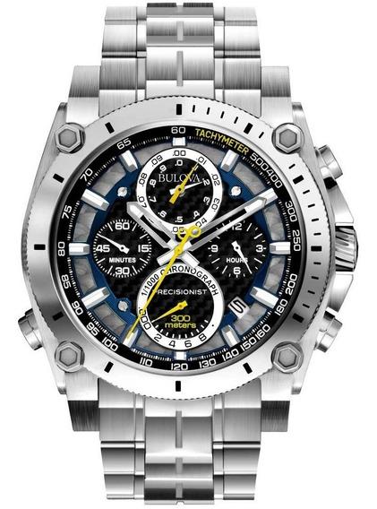 Reloj Bulova Precisionist 96b175 Time Square