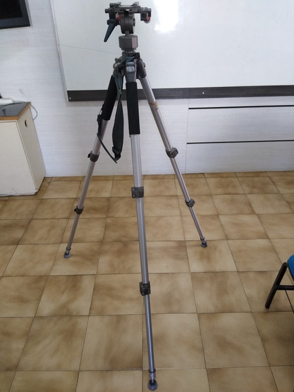 Tripé Fancier Ft 6902 Professional TriPod