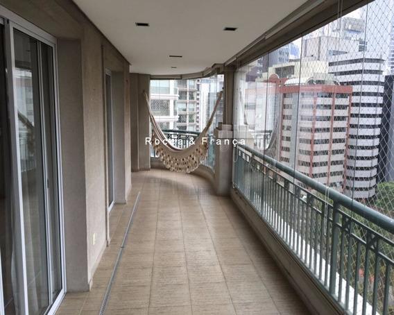 Apartamento Para Locação Mobiliado - Brooklin - Ap00927