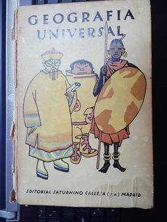 Libro De Geografía Universal Por Cristóbal De Reyna