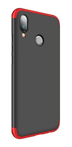 Funda 360 Luxury Huawei P20 + Vidrio Templado + 6 Cuotas