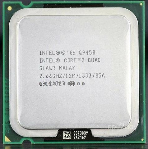 Processador Core 2 Quad Q9450