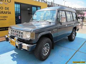 Mitsubishi Montero L047 Wagon Mt 2600cc 5p