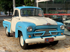 Chevrolet Brasil Pick-up - 1961