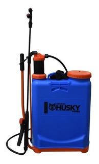 Fumigadora Aspersor Rociador Manual Husky 16 Lts Rel16e