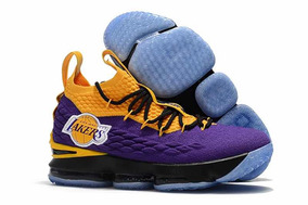 Nike James 15 Lakers
