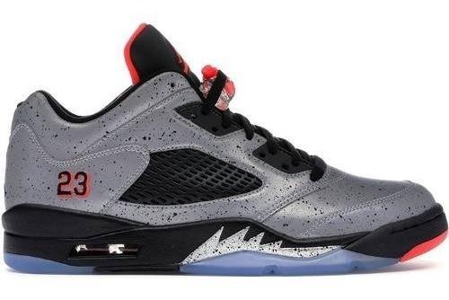 Nike Air Jordan 5 Low Neymar - Ultimo - Pronta Entrega - 41