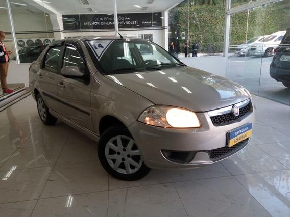 Fiat Siena 1.4 Mpi El 8v Flex 4p Manual 2013/2014